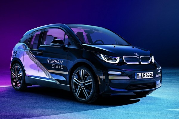 Электромобиль BMW i3 Urban Suite